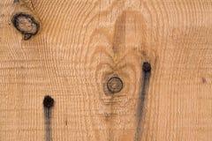 träbrun textur Arkivbild