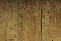 träbrunt staket royaltyfri bild