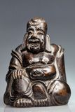 TräBuddha från Vietnam Royaltyfri Fotografi