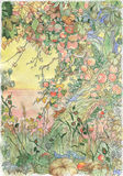 Trädet av liv royaltyfri illustrationer