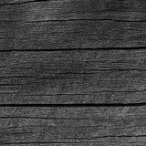 Trädetalj för plankabrädeGrey Black Wood Tar Paint textur, stor gammal åldrig mörk Gray Detailed Cracked Timber Rustic makroClose Arkivbild