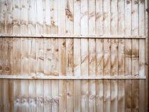 Trädetalj för textur för bakgårdträdgårdstaket Arkivfoton