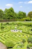 Trädgård av det Hatfield huset Arkivbilder