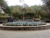 Trädgård av fem avkänningar (GOFS) Arkivfoto