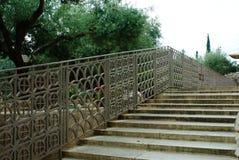 Trädgård av Gethsemane, Jerusalem royaltyfri foto