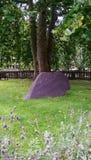 Trädgård av minnet Royaltyfri Bild