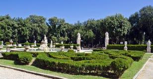 Trädgård av Venus, villa Borghese Royaltyfri Bild