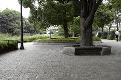 trädgårdar Arkivfoto