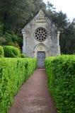 Trädgårdar av Marqueyssac royaltyfri fotografi