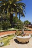 trädgårdar Bah-ai Royaltyfri Fotografi