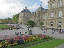 Trädgårdarna av Versailles 5 arkivbilder