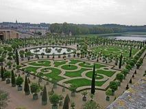 Trädgårdarna av Versailles 4 royaltyfria foton
