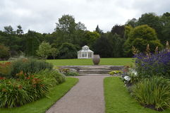 Trädgården - 5 Royaltyfria Foton