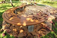 trädgården kopplar av Royaltyfria Bilder