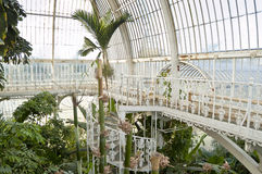 trädgårdhuskew london gömma i handflatan Arkivbilder