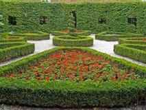 trädgårds- allmänhet för design Arkivbilder