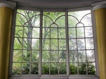 trädgårds- gammal vinter arkivfoton