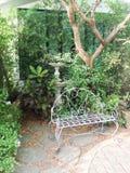 Trädgårds- garnering för engelska Arkivfoton