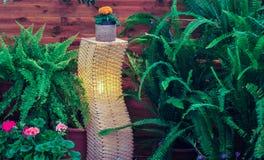 Trädgårds- garneringar Arkivbilder