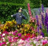 trädgårds- gata arkivfoto