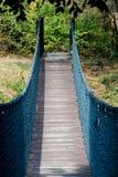 trädgårds- hänga för 6 bro Fotografering för Bildbyråer
