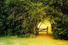 trädgårds- hemlighet Arkivbild