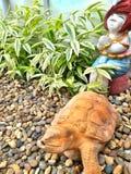 Trädgårds- hemmastatt Royaltyfri Fotografi