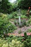 Trädgårds- inställning arkivfoton