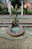 trädgårds- italienskt sjunket arkivfoto