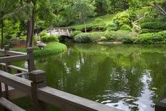 trädgårds- japan Royaltyfri Bild