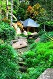 trädgårds- japan Royaltyfri Fotografi