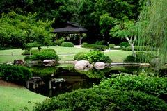 trädgårds- japan Arkivfoto
