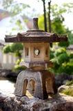 trädgårds- japan zen Arkivbilder