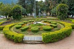 Trädgårds- klocka Royaltyfri Fotografi