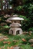 Trädgårds- konststaty Arkivfoto
