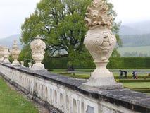 trädgårds- kunglig person Arkivfoto