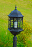 Trädgårds- lampa Royaltyfria Bilder