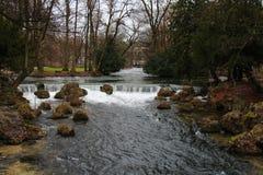trädgårds- munich för engelska park Royaltyfria Foton