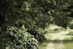 trädgårds- romantiker Royaltyfria Foton