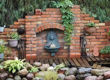 Trädgårds- sammansättning Fotografering för Bildbyråer