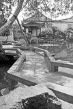 trädgårds- shanghai för porslin yu yuan Royaltyfria Foton