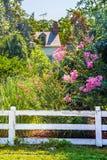 Trädgårds- sikt Maryland Arkivbilder