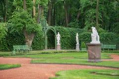 trädgårds- sommar Royaltyfri Fotografi