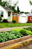 trädgårds- stående Arkivfoton