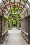 Trädgårds- structire Fotografering för Bildbyråer