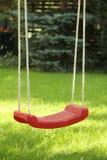 trädgårds- swing Royaltyfri Bild