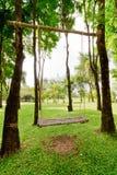 trädgårds- swing Royaltyfria Bilder
