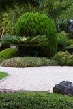 trädgårds- trädgårdar hamilton New Zealand för design Arkivfoton