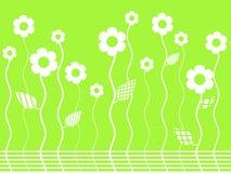 trädgårds- vektor för blomma Royaltyfri Foto