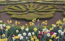trädgårds- versailles Arkivfoton